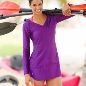 Athleta Wick it Wader Cover Up